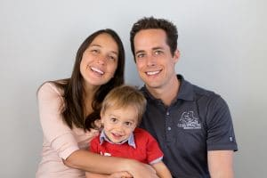 Chiropractic family of Mark Hunter Orleans ON