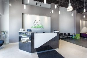 Hunter Chiropractic Wellness Centre Front Desk