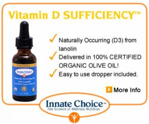 vitamin d sufficiency